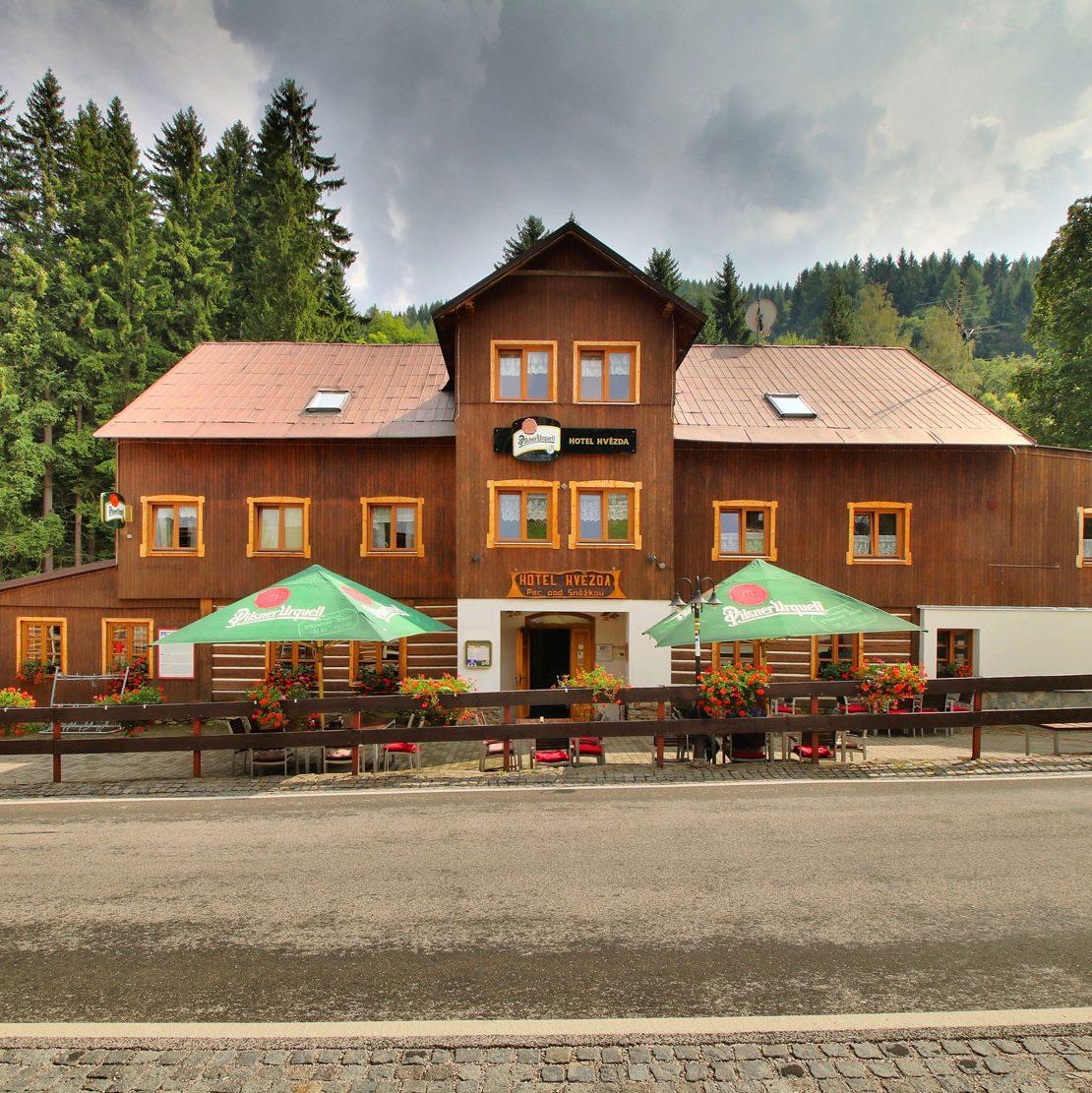 Hotel Hvězda - Pec pod Sněžkou - Reuzengebergte